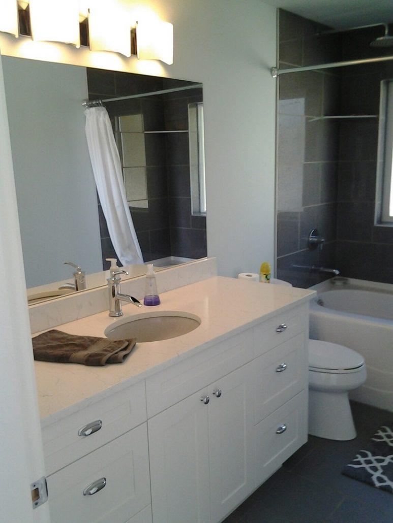 Custom Bathroom Vanities In Victoria Bc Built By Island Dream Kitchens